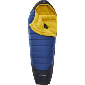 Nordisk Puk -10° Mummy Saco de Dormir L, negro/azul